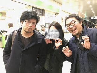 坪内&宮崎
